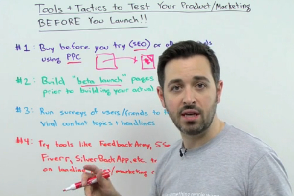 How to Test Product Marketing