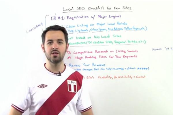Local SEO Checklistv