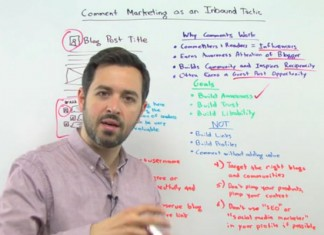 Comment Marketing Inbound Tactics