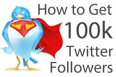 How to Get 100,000 Real Twitter Followers
