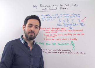 Increasing Links and Social Shares