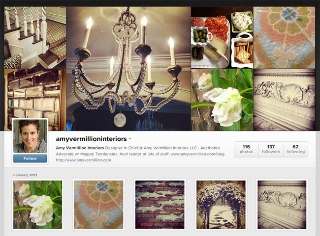 Instagram-Twitter-Example