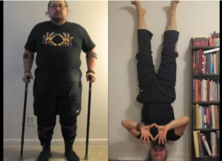 Powerful Inspirational Video of Arthur Boorman's Transformation