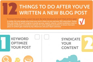12 Tumblr Marketing Musts After Writing a New Post