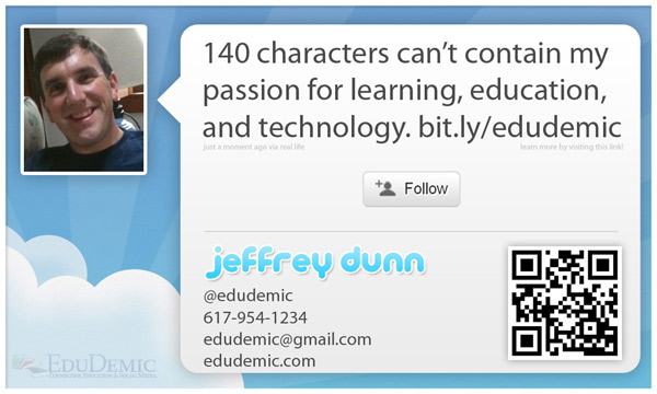 Twitter-Business-Card-Example