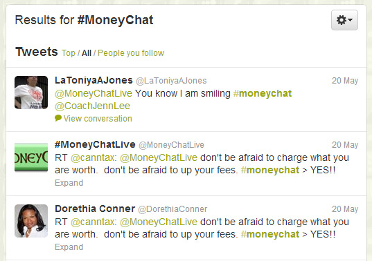 Twitter-Live-Chat-Example