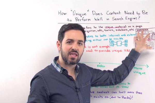 Unique Content SEO Techniques