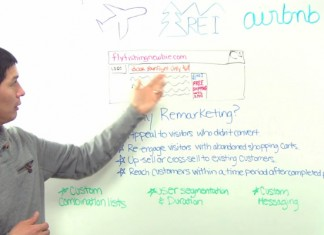 Use Remarketing to Target your Audience