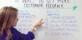 Ways to Increase Customer Feedback