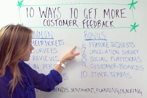 Ways to Increase Customer Feedback