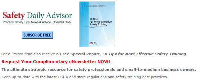 safety newsletter 155 Catchy Safety Slogans for the Workplace