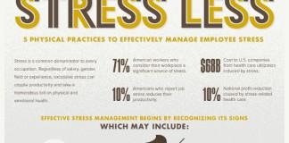 Impact of Stress on Employee Performance Statistics
