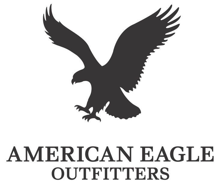 American Eagle Outfitters Company Logo Image List of Famous Clothing Company Logos and Names