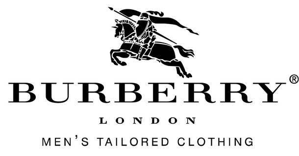 Burberry Company Logo Image List of Famous Clothing Company Logos and Names