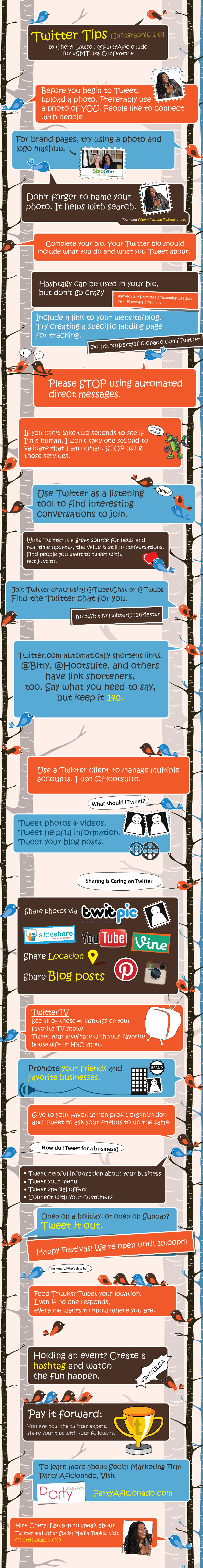 Cool Twitter Tricks1 27 Cool Twitter Tricks for 2013