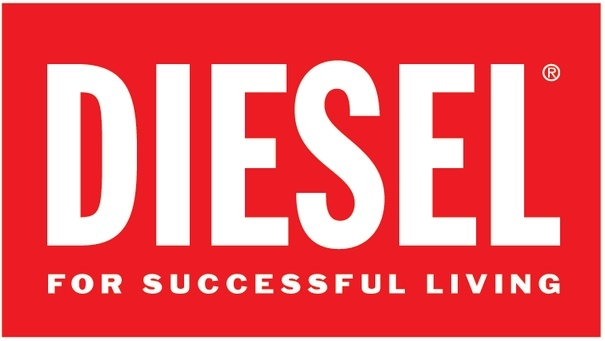 Diesel Company Logo Image List of Famous Clothing Company Logos and Names
