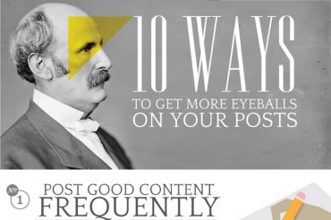10 Tips for Getting More People to Read Your Blog