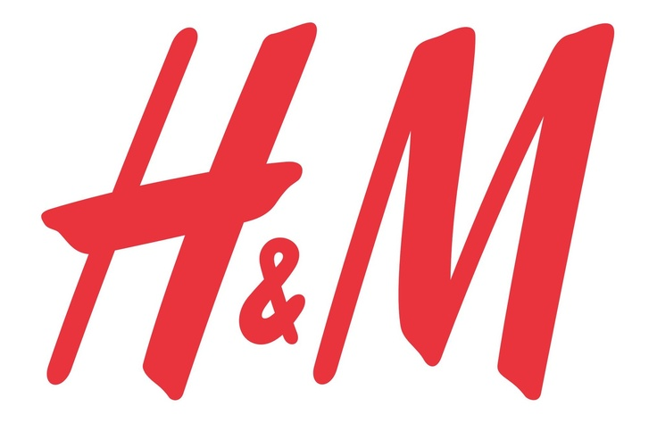 H and M Company Logo Image List of Famous Clothing Company Logos and Names