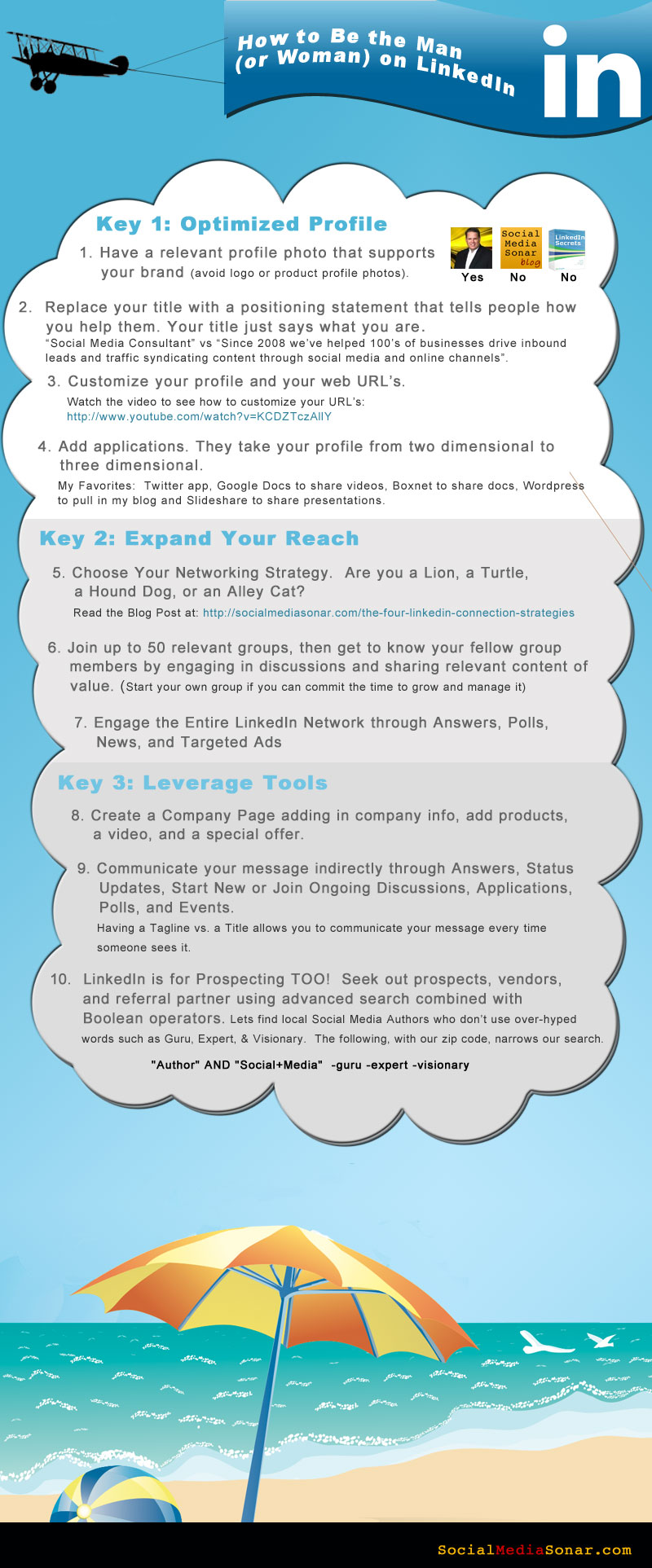 10 Great LinkedIn Tips and Tricks