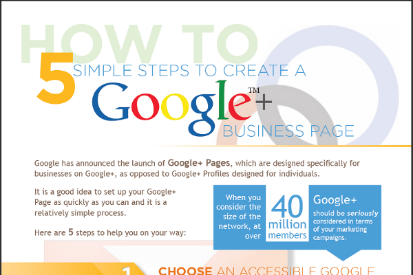 How to Create, Promote and Optimize a Google Plus Business Page