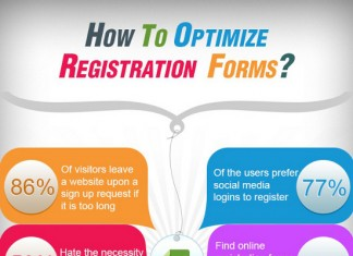 Optimizing Registration Forms and Sign Up Pages