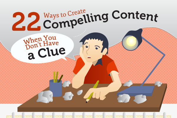 22 Ways to Write Great Content for Your Blog