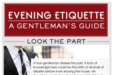Restaurant Etiquette and Business Dinner Etiquette Tips for Men