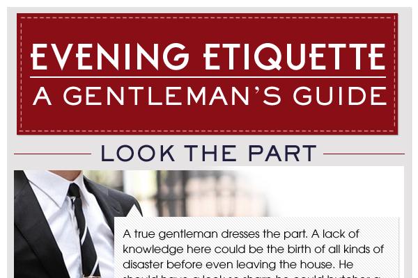 Restaurant Etiquette and Business Dinner Etiquette Tips for Men