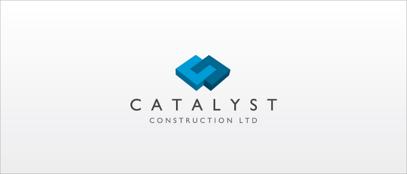 Catalyst Construction Company Logo