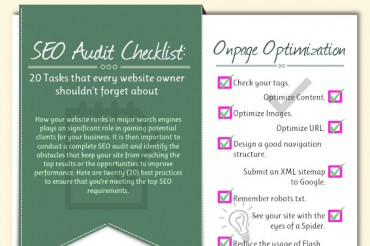 How to Conduct a Full SEO Audit Using a Simple Checklist