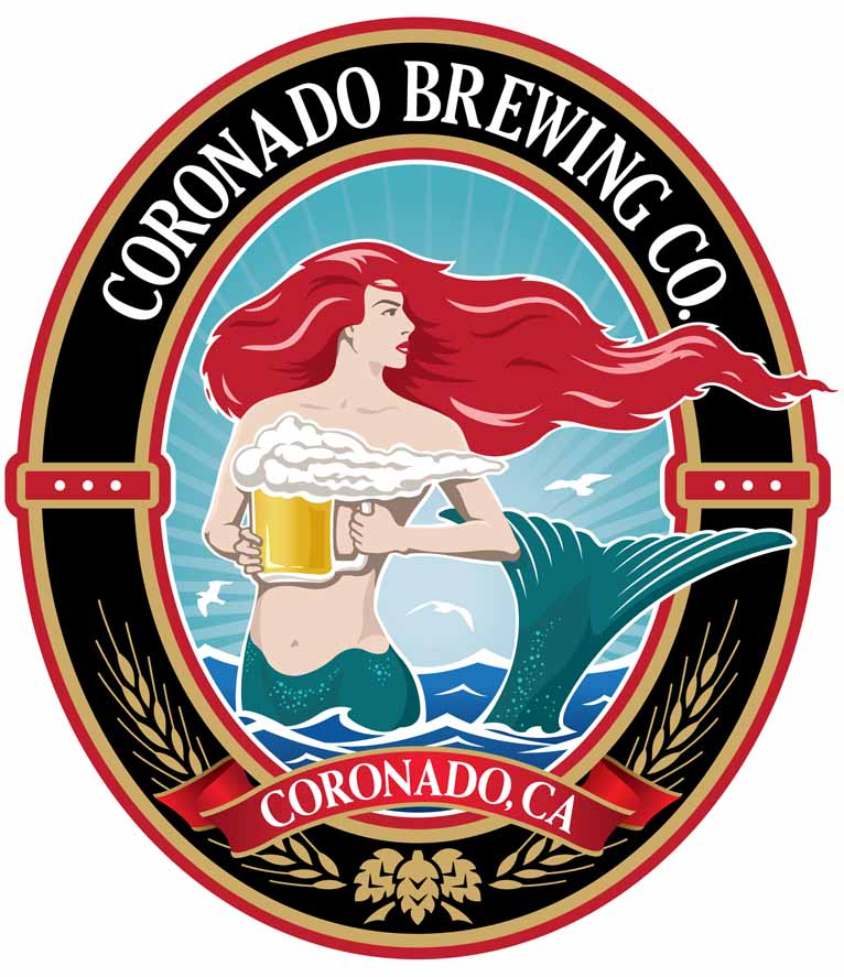 Coronado Brewing Company Logo List of Famous Beer Company Logos and Names