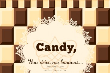 Cute Candy Bar Sayings and Clever Quotes