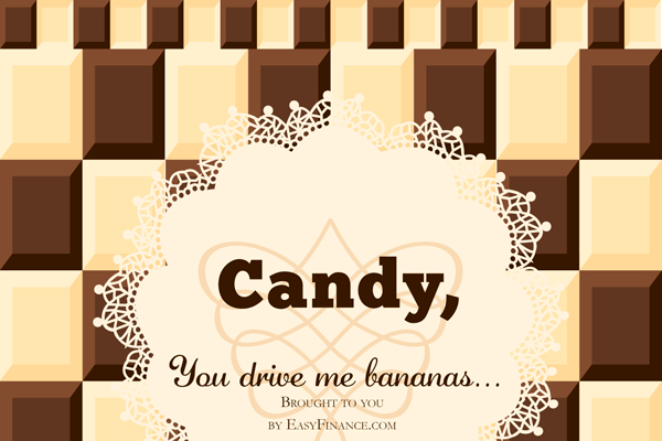 Candy Bar Sayings and Quotes