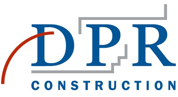 DPR Construction Company Logo