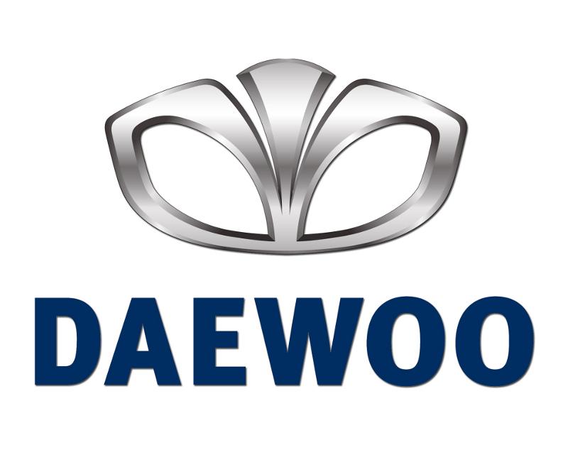 Daewoo Company Logo Image