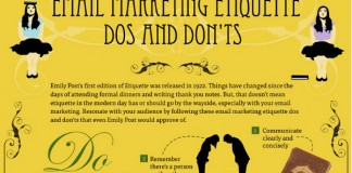 31 Email Marketing Do's and Don'ts