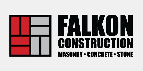 Falkon Construction Company Logo