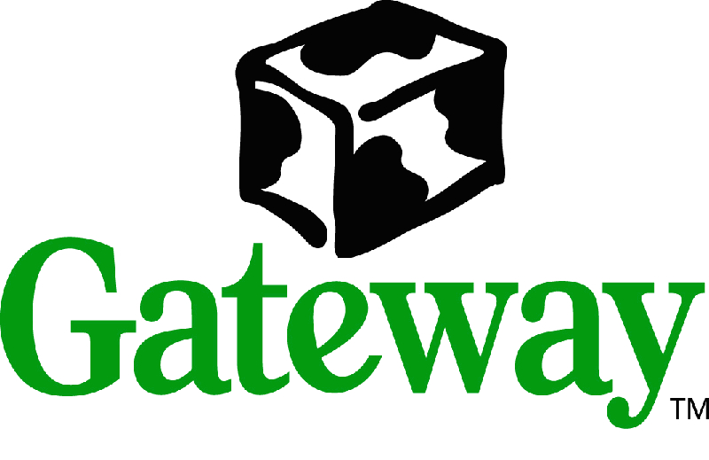 Gateway Company Logo Popular Computer Company Logos and Best Brand Names