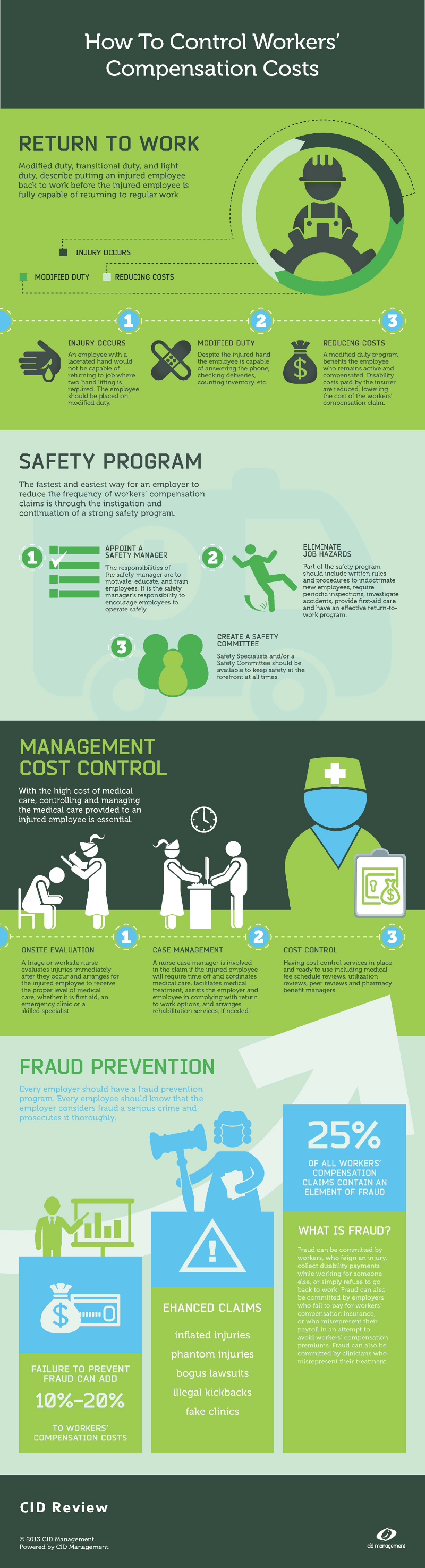7 Best Health and Safety Management Plans for Companies