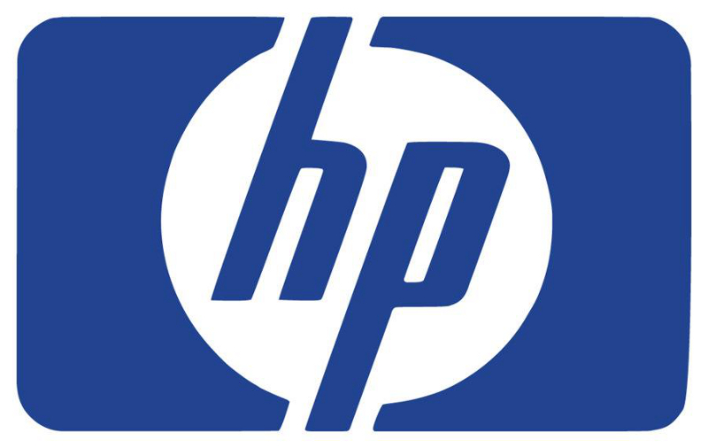 Hewlett-Packard Company Logo