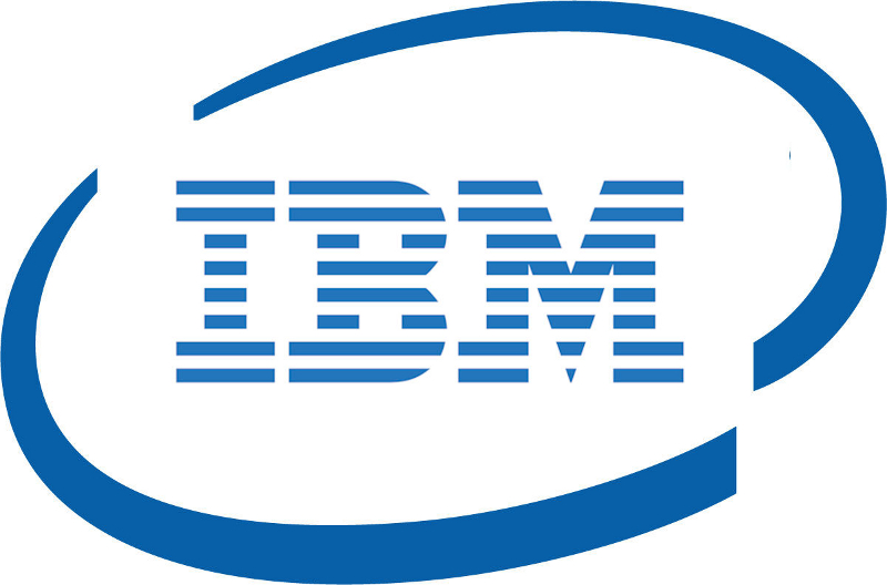 IBM Company Logo List of Famous Computer Software Company Logos
