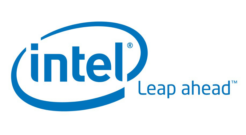 Intel Company Logo List of Famous Computer Software Company Logos