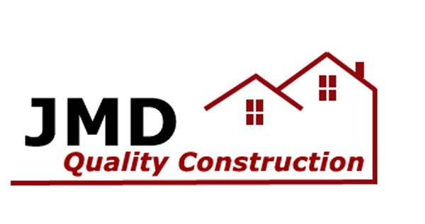 JMD Construction Company Logo