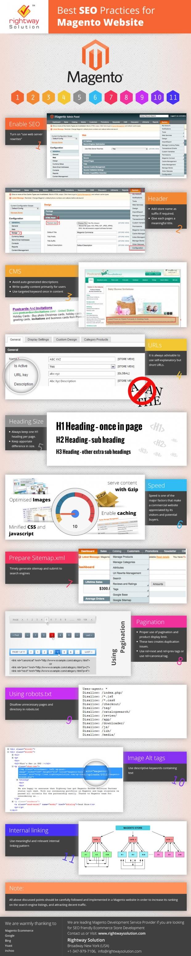 11 Magento SEO Tips for Magento SEO Optimization
