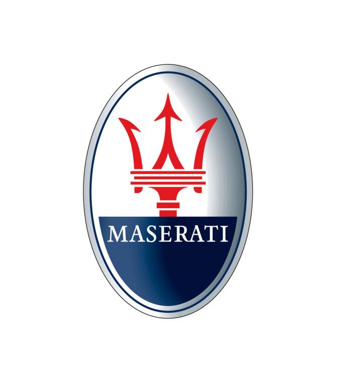 Maserati Company Logo Image