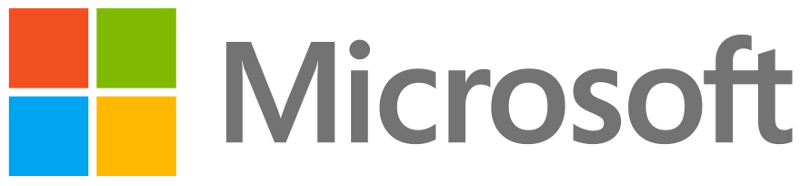 Microsoft Company Logo1 Popular Computer Company Logos and Best Brand Names