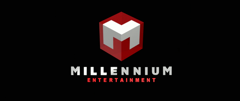 Millennium Entertainment Company Logo