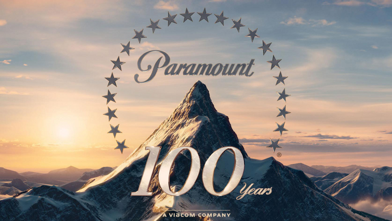 Paramount Pictures Company Logo