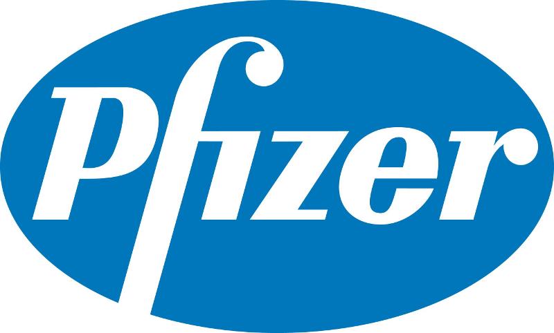 Pfizer Company Logo