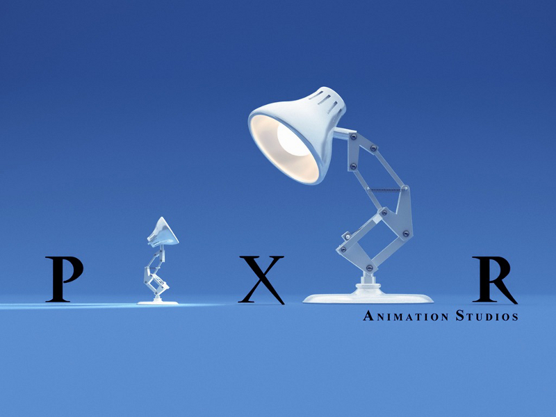 Pixar Company Logo